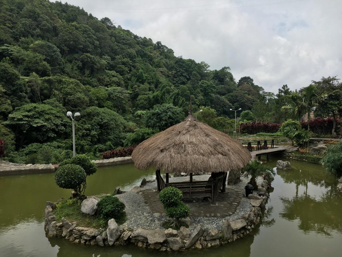 BenCab garden in Baguio city at BenCab museum
